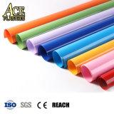 Film PVC brillant semi rigide pour la soie/écran/Décalage/uv/laser/l'impression jet d'encre