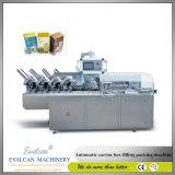 Automatische Karton-Plombe und Verpackungsmaschine-Zeile