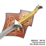 Шпага Orcrist шпаги Hobbit Thorin с металлической пластинкой 99cm HK8223