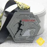 Die Casting récompenses Médailles plaqué Sports