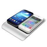 Rilievo di carico senza fili doppio del Qi per il iPhone 8 e Samsung S8 Sametime