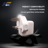 3-контактный штекер для мобильных ПК зарядное устройство USB переходник для iPhone 8 зарядное устройство высшего качества