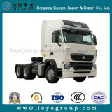 Hot Sale Sinotruck HOWO-T7h 400HP 4X2 Tractor Truck