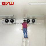 冷蔵室のための消費の空気クーラーが付いている低い電力の凝縮の単位