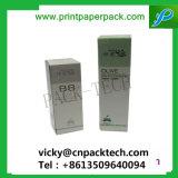 Impreso de Color personalizado de cosméticos bolsa plegable EMBALAJE CAJA COMO Bbcream, Perfume