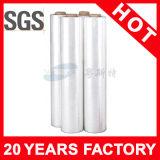 Película de estiramento do envoltório LLDPE da pálete da carcaça