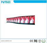 P4mm Support led HD-de-chaussée de la publicité commerciale de l'écran affiche de LED