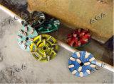 De handige Poolse Machine van het Graniet om de Plakken/de Tegels van de Steen Op te poetsen