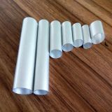 Tubo de aluminio anodizado para los cosméticos