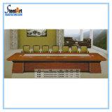 Tabela de reunião de madeira moderna da mobília de escritório (FEC C101)