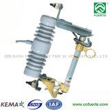 Tipo ad alta tensione 11kv Rated 100A di espulsione del ritaglio del fusibile per la riga Fsc-1 di distribuzione