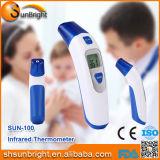 Termômetro infravermelho do infravermelho do termômetro/testa de Digitas da multi finalidade
