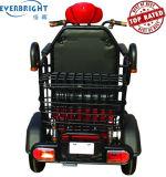 Bateria barato operar triciclo bicicletas eléctricas scooters para idosos