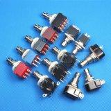 schakelaar van de Duw van de Grootte van 40mm de Grote Industriële Elektronische IP67