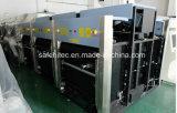 Mantenga el equipaje la doble visión de la inspección de rayos X de la máquina para la costumbre, la seguridad del aeropuerto SA100100D