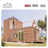 Caravana prefabricada del diseño portable del edificio/casa modular prefabricada del envase