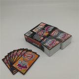Cartões adultos do jogo de mesa dos cartões de jogo da alta qualidade
