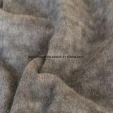 Ватка влияния печатание катиона микро-, ткань куртки (темнота - серый цвет)