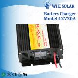Мини-Size автоматический 12V 20A солнечной системы питания зарядного устройства батареи
