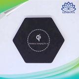 Caricatore senza fili veloce del telefono mobile della lega di alluminio del Rhombus del Qi