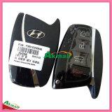 Clave alejado elegante para Hyundai auto Fsk 433MHz con 8A los botones 3V036 de la viruta 4