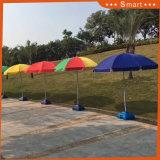 Pubblicità dell'ombrello esterno di promozione dell'ombrello di spiaggia