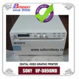 Ультразвуковой видео принтера, Видеографический принтер Sony UP-D898MD Thermal графический принтер, принтер для ультразвукового сканирования машины