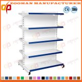 Fashion Supermarket single simmers get-bakes barrier display shelf (Zhs549)