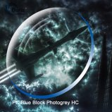 1.591 PC синий блок Photogray Hc оптический объектив