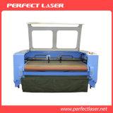 工場織物の衣服自動ファブリックレーザーの打抜き機の/1325の二酸化炭素の布の衣服レーザーのカッター