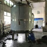 ミルクのヨーグルトの発酵槽のための発酵タンク