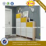 Hölzerne Wohnzimmer-Möbel-Glaskaffeetisch (HX-CF006)
