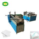 Máquina de alta velocidad de la película del PE del papel de tejido de la servilleta del precio bajo