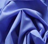Azzurro del tessuto di cotone 200tc per lo strato del letto di ospedale e l'abito medico