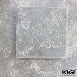 Superfícies Corian pedra artificial de textura de mármore pasta salpicada superfície sólida