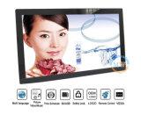 24 видеоего поддержки 1080P картинной рамки дюйма полных HD 1080P цифров при Input Hdmied (MW-241DPF)