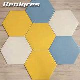 De stevige Hexagon Tegel van de Kleur voor de Badkamers van de Keuken