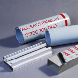 Película Negro-Blanca para la superficie de los productos de aluminio (H50BW)