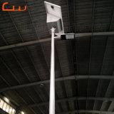 Antivol de batterie sur le Top 30 Watt Lampe LED solaire rue