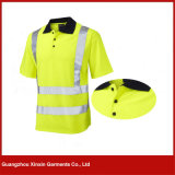 Camice protettive di usura del lavoro di stampa su ordinazione (W61)