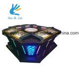 Vídeo de electrónica de la ruleta del casino máquinas de juego