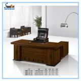 호화스러운 디자인 오피스 가구 나무로 되는 사무실 테이블 모형 (FEC-A308)