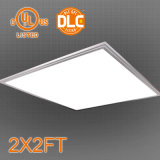 Luz do ecrã plano do diodo emissor de luz do UL Dlc 100-130lm/W 2X2/1X4/2X4