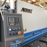 Automatische scherende Schwingen-Träger-Schere der Maschinen-16X3200mm hydraulische