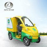 Mini elektrisches Auto mit dem Ladung-Kasten hergestellt in China