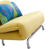 Présidence simple tournante moderne de sofa avec la fonction de bâti de sofa