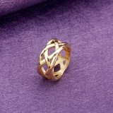 Elegante Ring van de Persoonlijkheid van de Vrouwen van de Stijl van de Fabriek van de hoogste Kwaliteit de Nieuwe