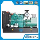 300kw/375kVA Groupe électrogène de puissance diesel Cummins avec moteur Diesel 6ztaa13-G3