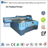 Ricoh de gran formato impresora plana UV con lámpara de LED de la tinta blanca