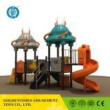 Новейший стиль хорошего качества экологически безопасные игровая площадка для детей